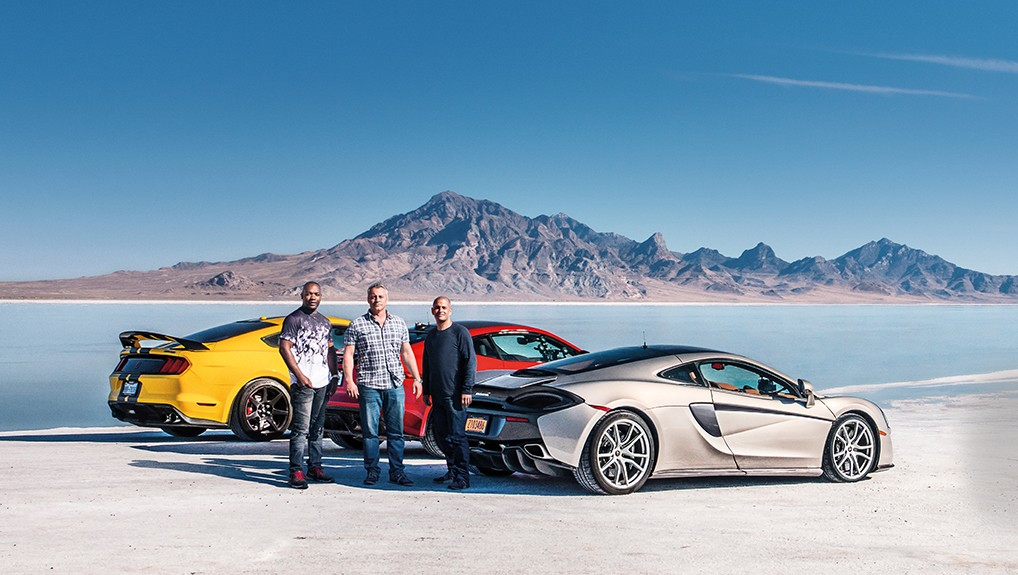 The Worlds Biggest Motoring Show Is Back With Matt Leblanc Chris Harris And Rory Reid