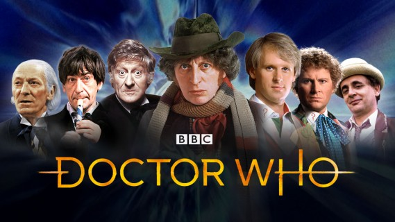 Classic Doctor Who comes to Twitch for seven-week marathon