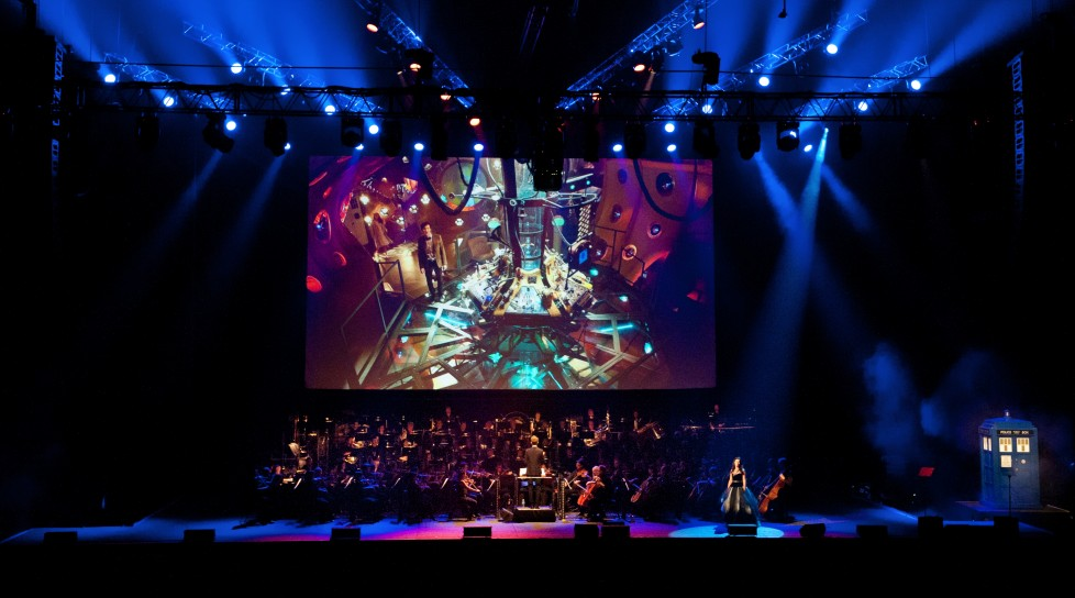 Doctor Who Symphonic Spectacular 2015 Live Events