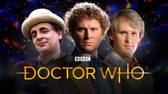Doctor Who on Twitch highlights: Fifth, Sixth and Seventh Doctors