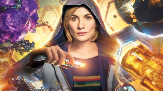Jodie Whittaker Reveals the New Sonic Screwdriver Fan Collectible at San Diego Comic-Con
