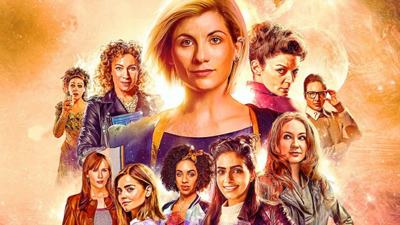 Doctor Who: The Women Who Lived, Amazing Tales for Future Time Lords