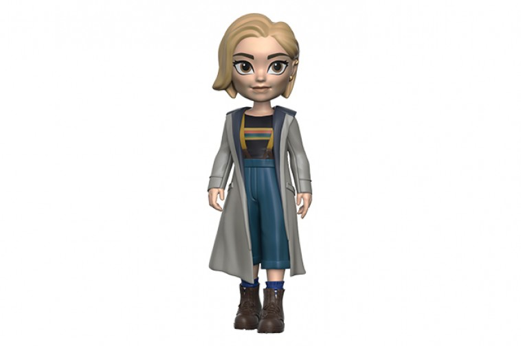 Rock Candy: Thirteenth Doctor Vinyl Figure