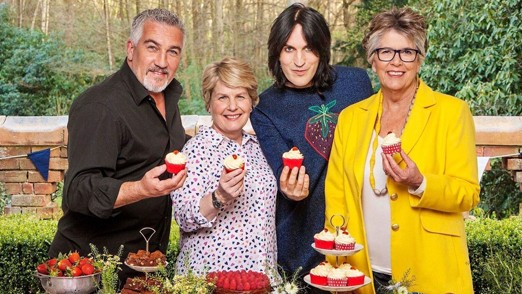 The Great British Bake Off - Series 8