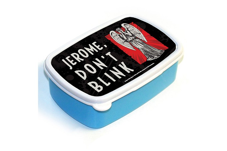 Weeping Angel Personalised Lunchbox