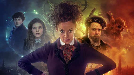 Michelle Gomez returns as Missy in her own adventures on audio!