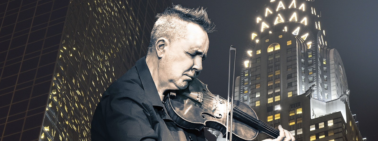 Nigel Kennedy live event