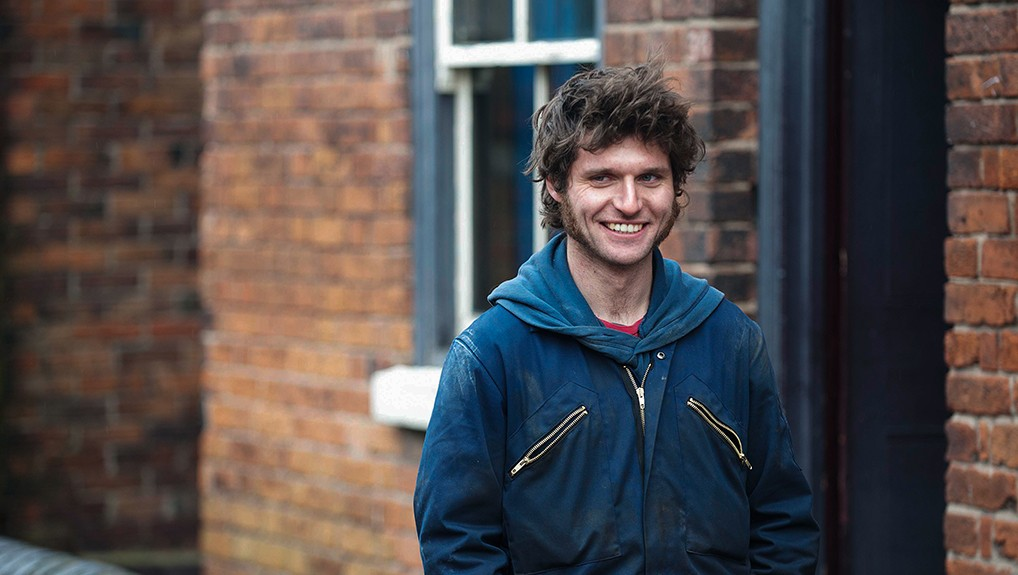 Guy Martin's Industrial Wonders