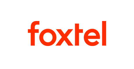 Foxtel logo red