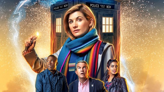 First-look trailer and title revealed for Doctor Who New Year's Day special