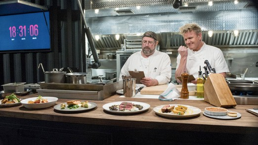 Gordon Ramsay's 24 Hrs To Hell And Back - Series 2