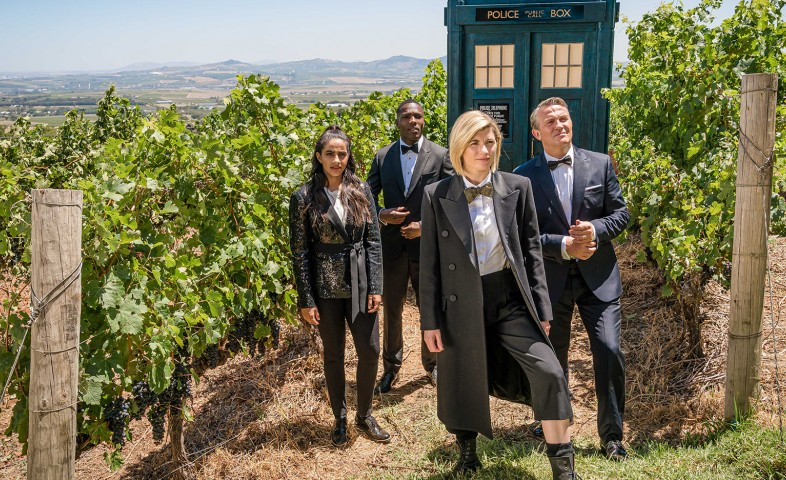 1. Experience the Magic: Where to Watch Doctor Who