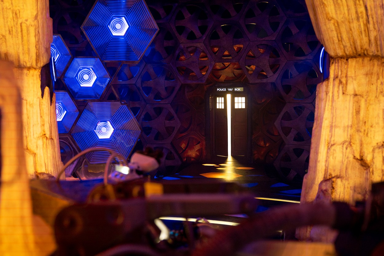 Inside the Doctor Who Series 12 TARDIS