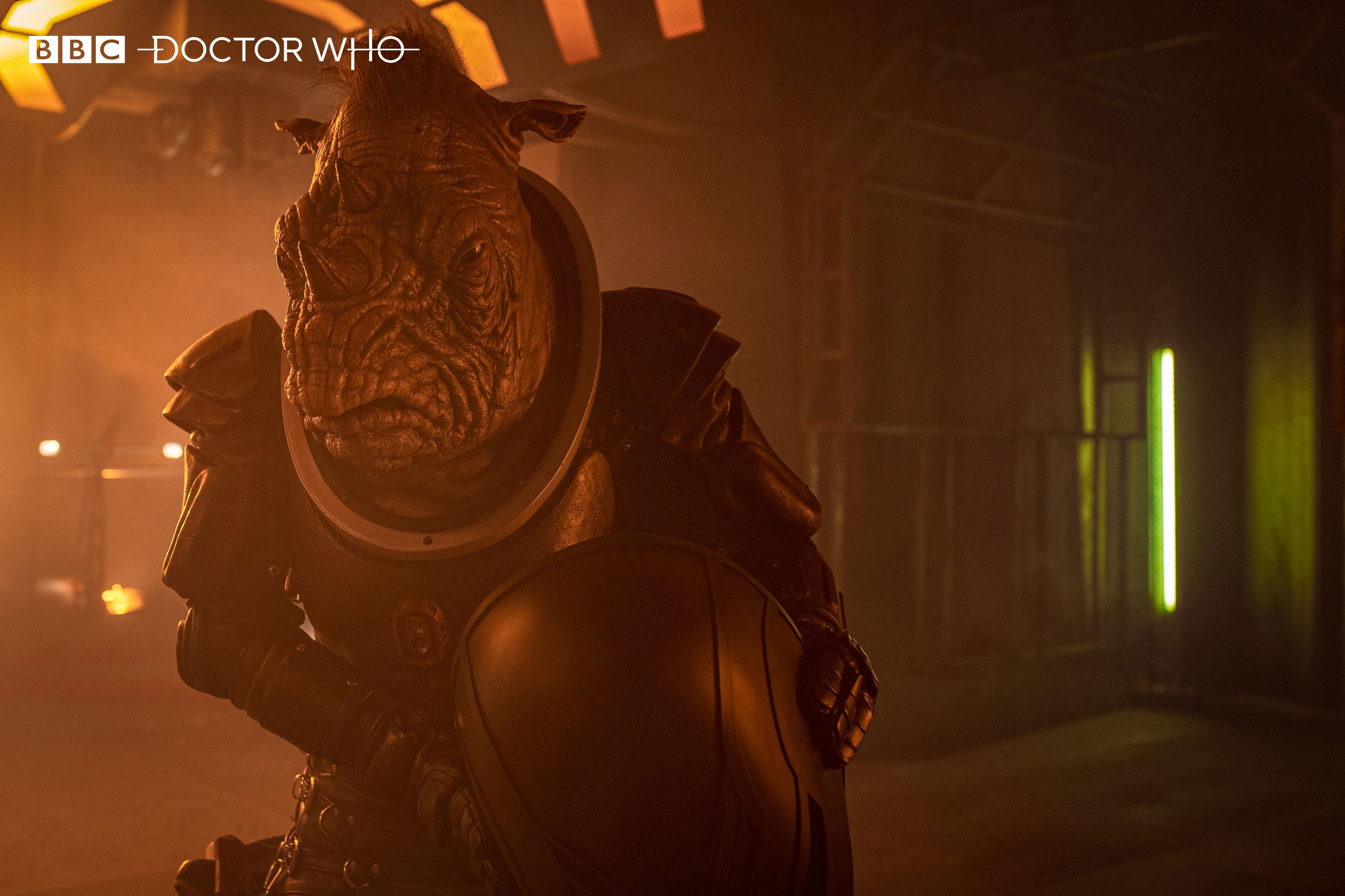 Doctor Who - Fugitive of the Judoon