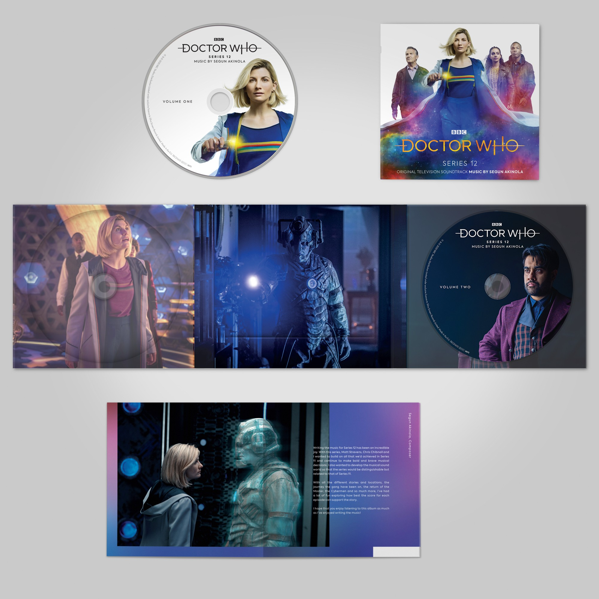 Doctor Who Series 12 soundtrack