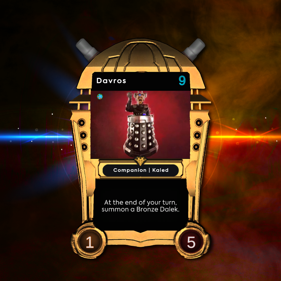 Doctor Who Worlds Apart digital trading cards