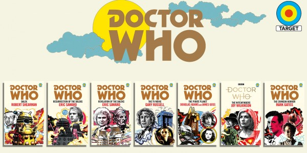 Doctor Who Witchfinders Target Books