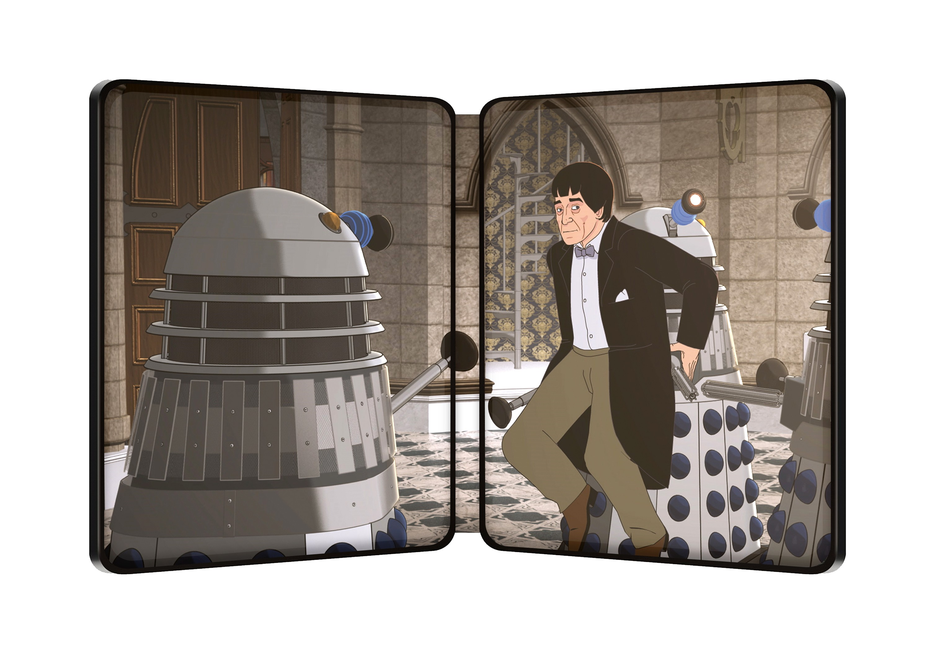 Doctor Who - The Evil of the Daleks