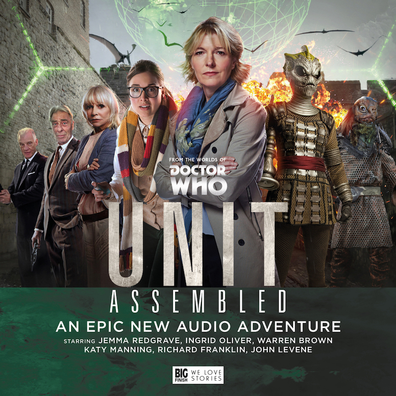 UNIT – THE NEW SERIES: ASSEMBLED