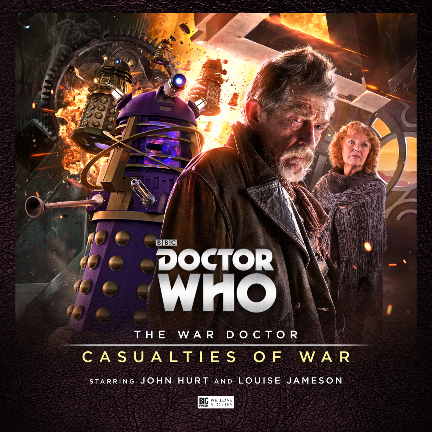 THE WAR DOCTOR: CASUALTIES OF WAR