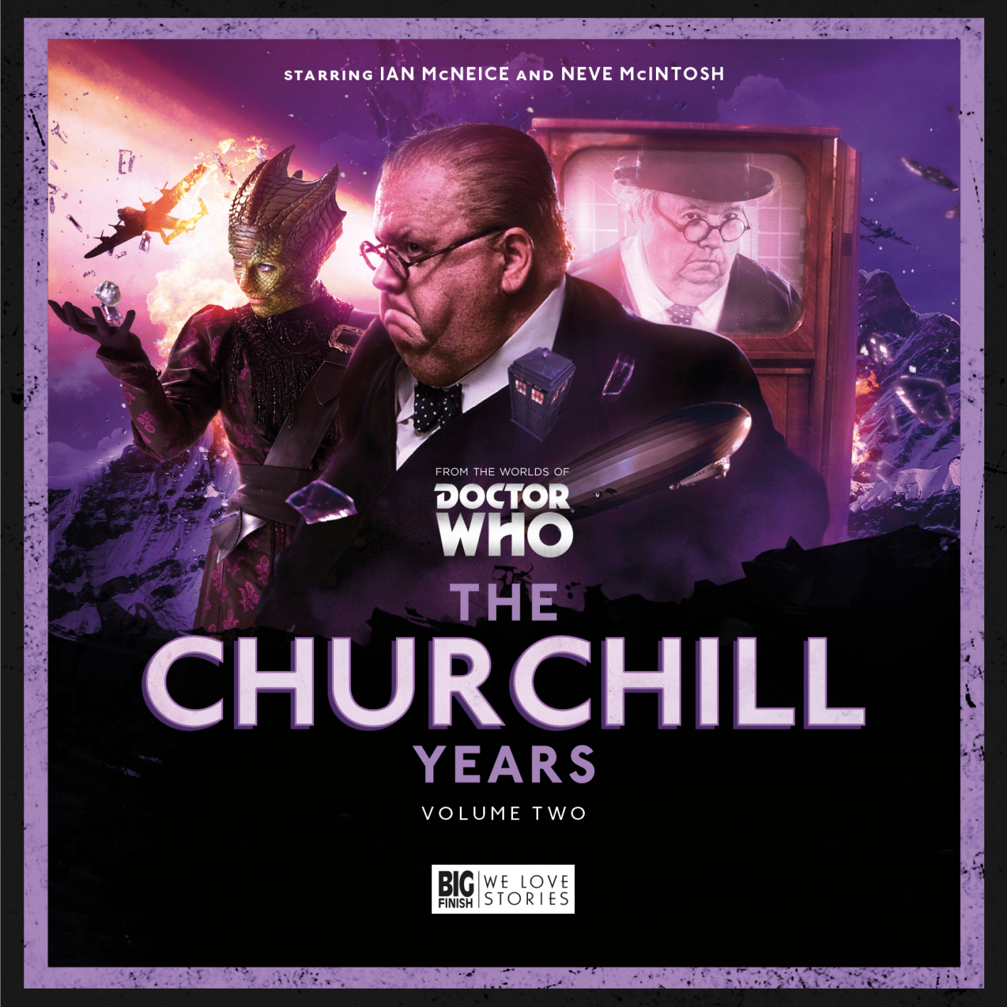 The Churchill Years Vol 2