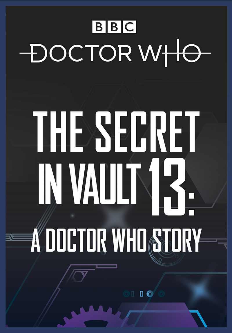 The Secret in Vault 13 – not final cover