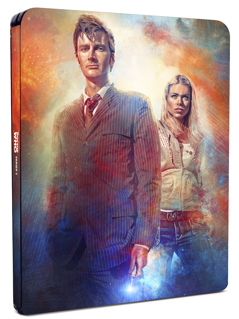 Doctor Who Series 2 Steelbook