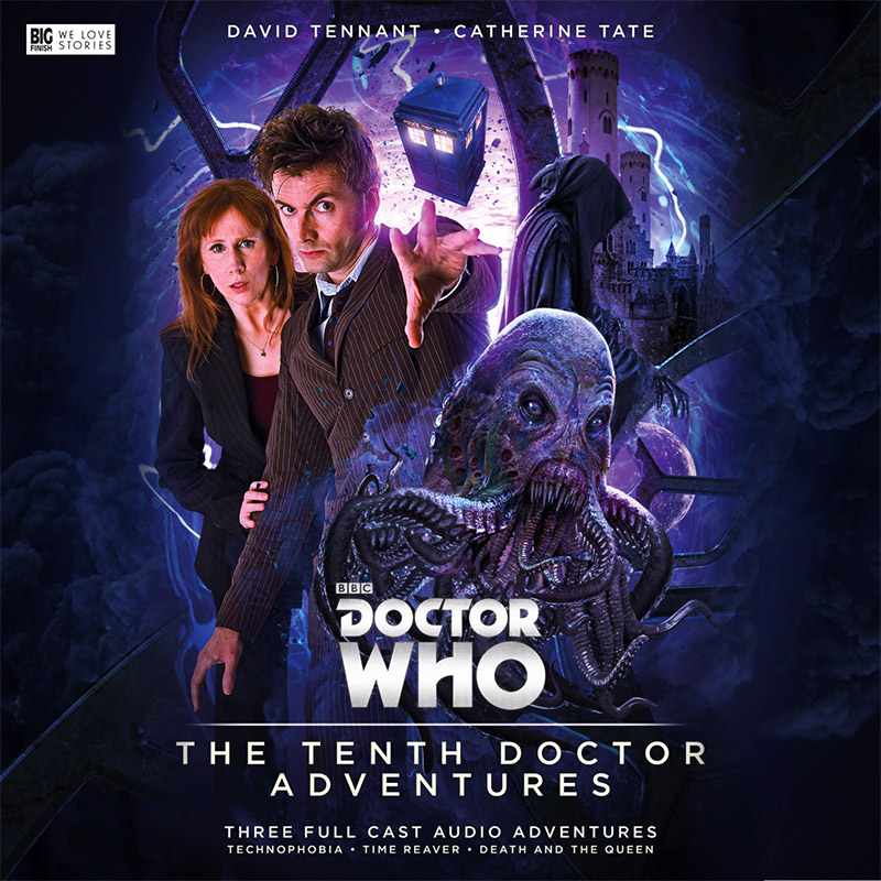 The Tenth Doctor Adventures Vol. 1