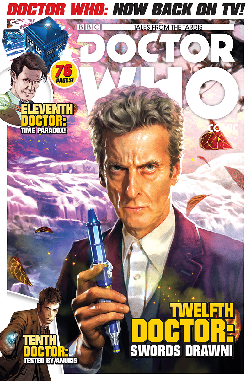 Tales From The TARDIS Issue 16